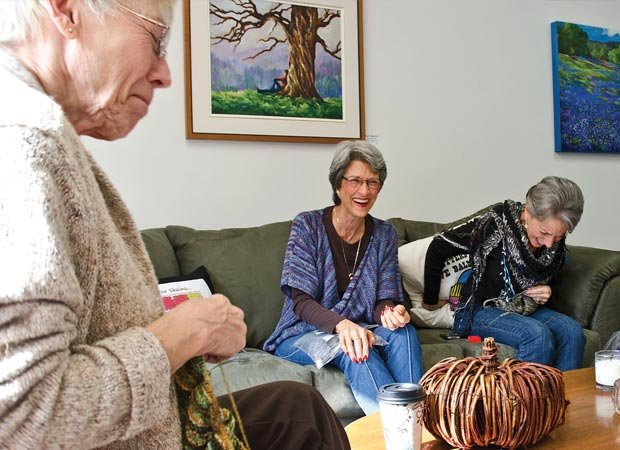 Knitting Divas