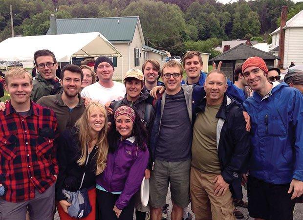 Reunited at Trail Days