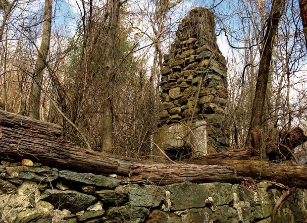 Off-trail discoveries in Shenandoah