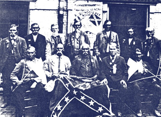 The Eastern Cherokee & the Confederacy