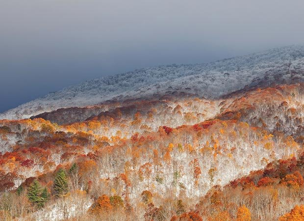 """Merging Seasons"" by Daniel Burleson. Special Mention Honors & Finalist – Landscape."