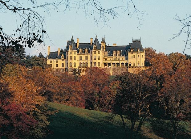 Biltmore Estate puts out the welcome mat