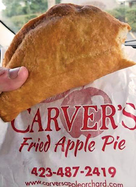 Carver's Fried Apple Pies