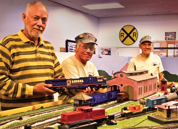 Model railroad 2