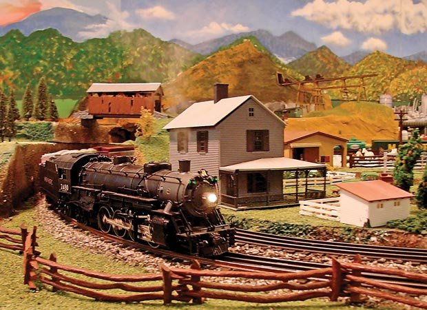 Model railroad 5