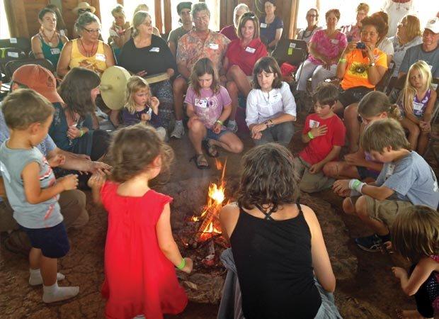 Asheville's Sacred Fire
