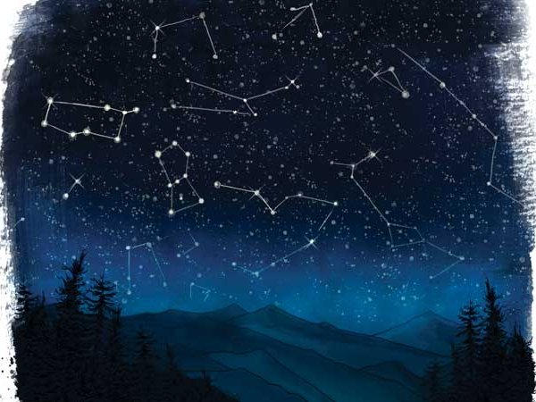 Learn the Constellations