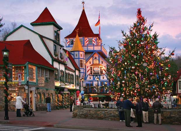Christmas Tree Farm Asheville Nc.12 Days Of Christmas Smoky Mountain Living