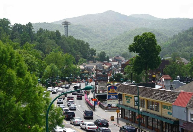 Gatlinburg is open for business