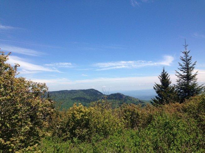 Lost in the Blue Ridge Triangle