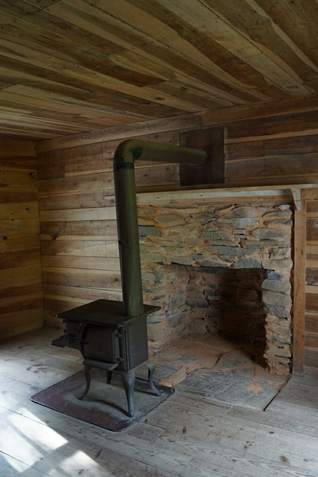 Gregg-Cable House Stove