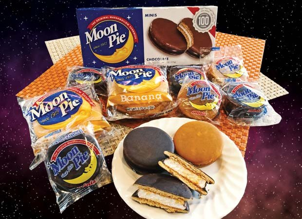 100 years of the MoonPie