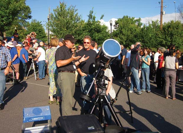 Astronomy outreach