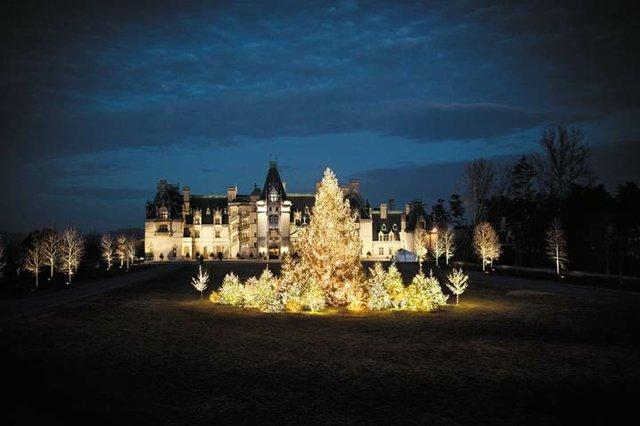 Christmas at Biltmore - Smoky Mountain