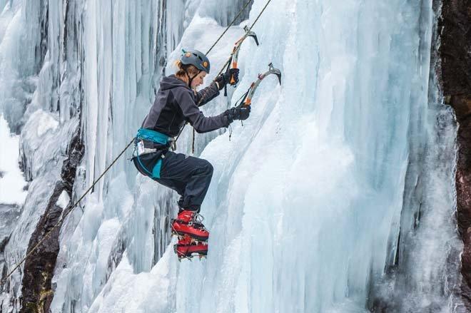 On an Icy Edge