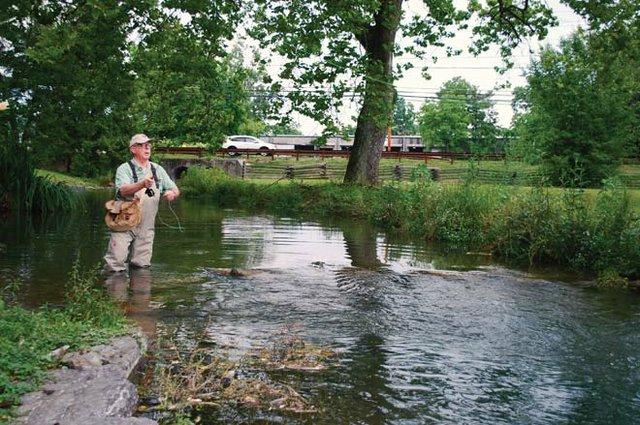 Abingdon Trout Stream