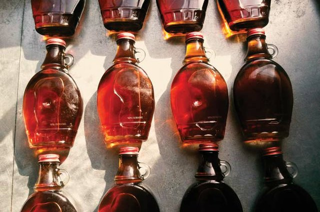 Syrup Sweetens Life in Ashe County