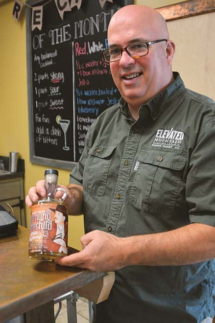 Dave Angel, Elevated Mountain Distillery
