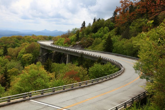 The Linn Cove Viaduct