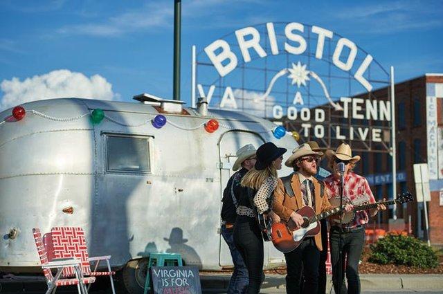 Bristol sings a new tune