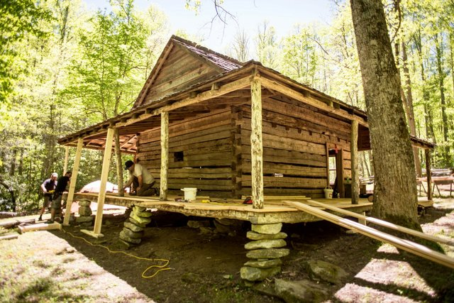 Cook Cabin