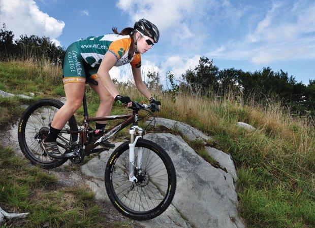 Sugar Mountain biking