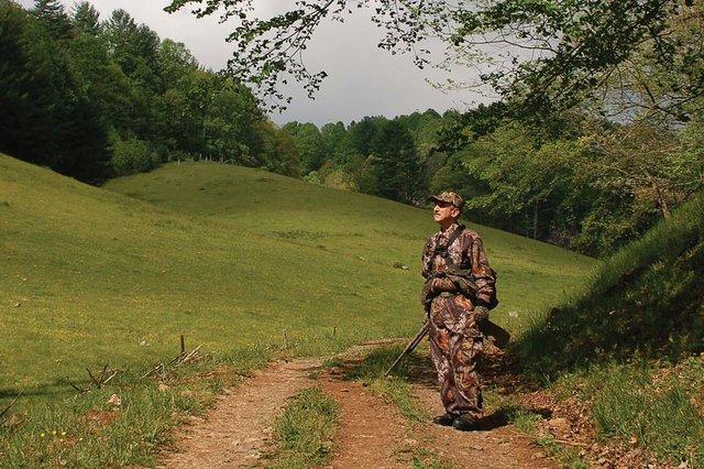 Spring Gobbler Hunting
