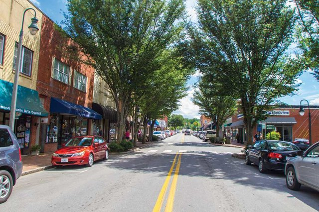 Waynesville Has A Vibe That Won't Quit