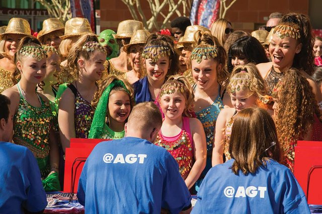 Knoxville Welcomes America's Got Talent