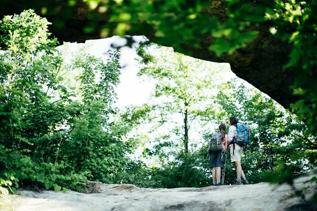 Big South Fork: A Land of Gorges and Arches