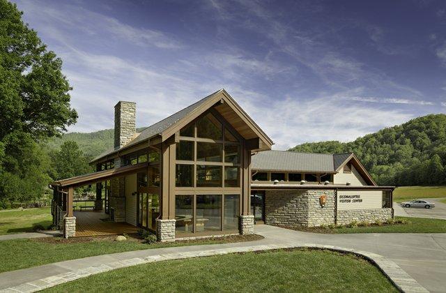 Oconaluftee Visitor Center by Trotter & Associates.jpg
