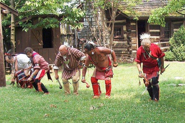 Daniel Boone in the Cherokee Homeland