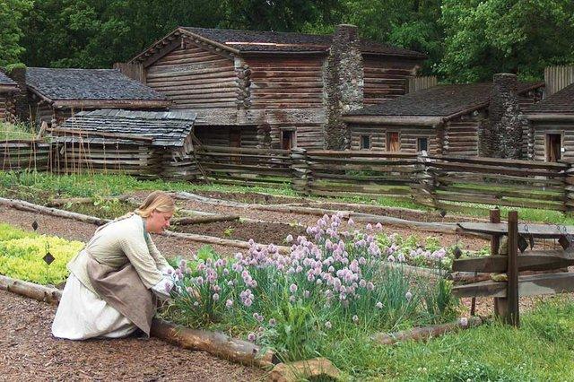 Daniel Boone Crosses the Cumberland Gap