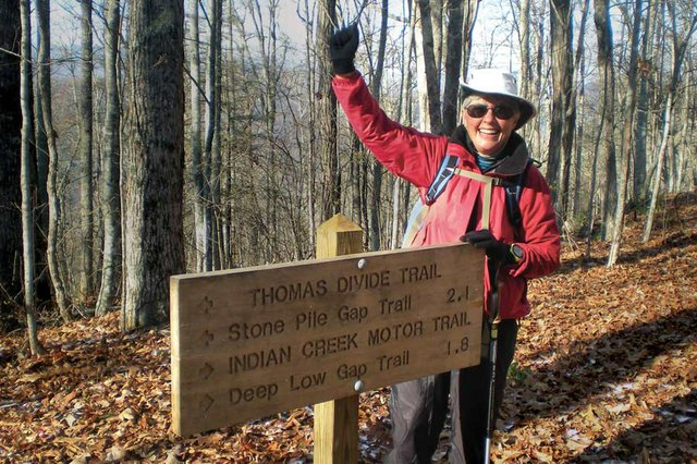 A conversation with a Smokies hiking expert