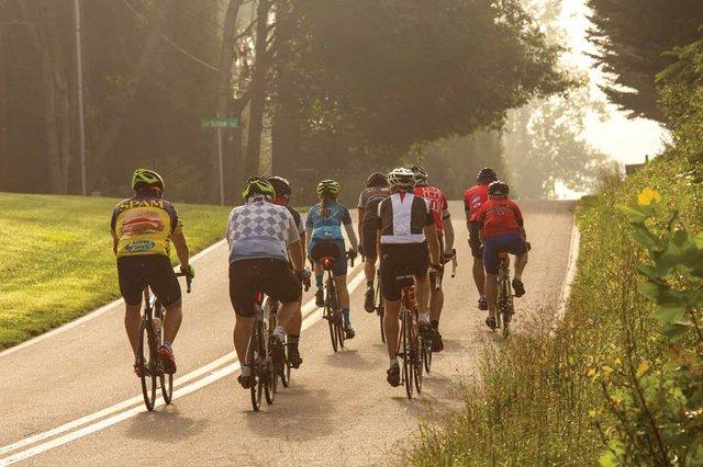 The Mountain Ride in Brevard