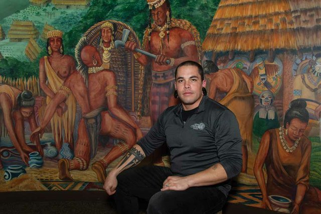 Tasting the flavor of Cherokee culture