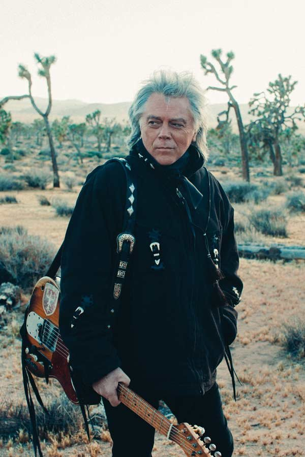 'A Full Circle Back Home': One-on-one with Marty Stuart
