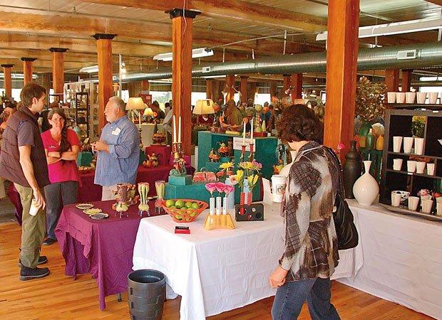 Spruce Pine Potters Market Invitational