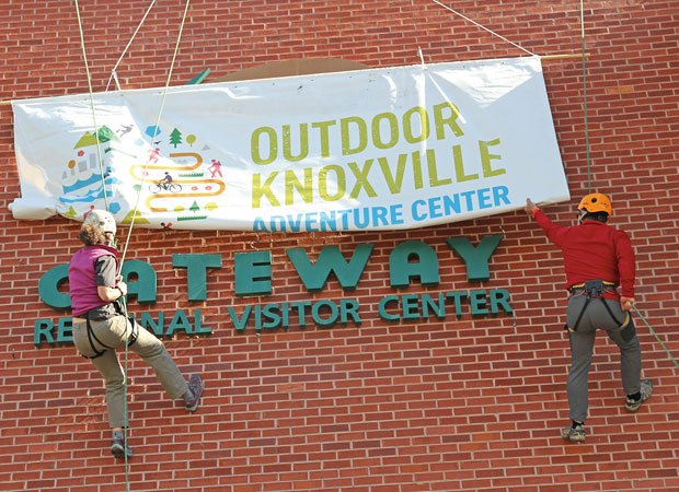 Outdoor Knoxville Adventure Center