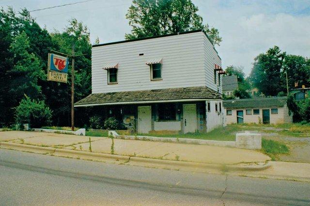 Lost Restaurants of Asheville