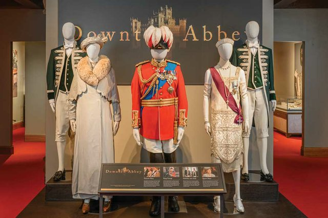 Downton Abbey at Biltmore