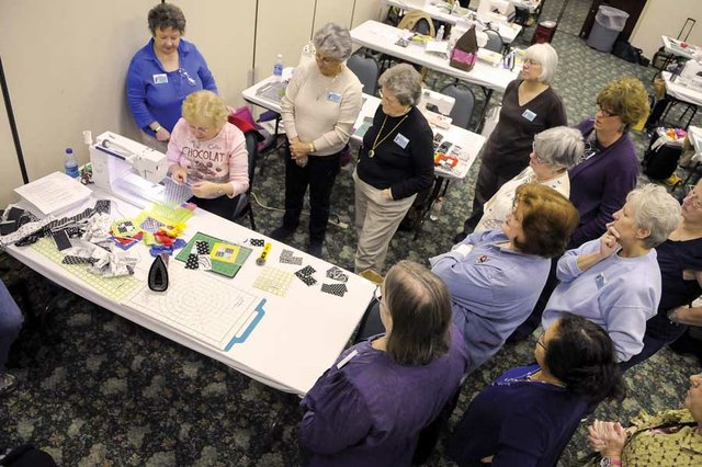 Quilting Reflects Creative Culture