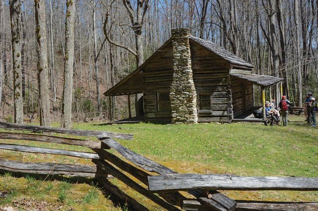 Time Traveling in Cataloochee