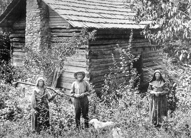 women   appalachian home smoky mountain living