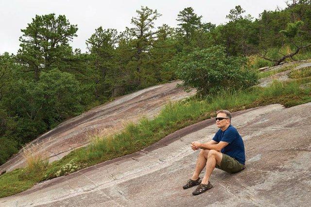 Saving waterfalls: DuPont Forest