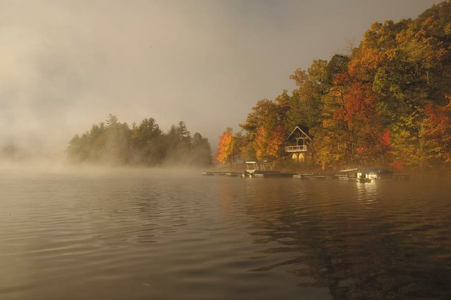 Nine Pristine Lakes in Western North Carolina