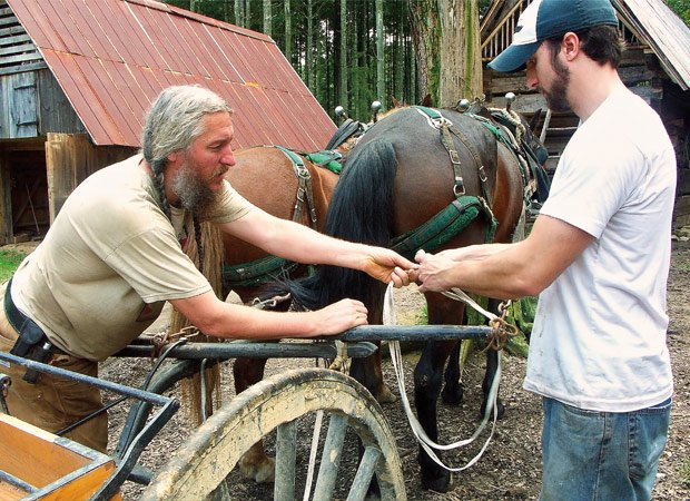 Eustace Conway