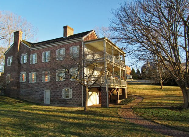 Andrew Johnson Homestead