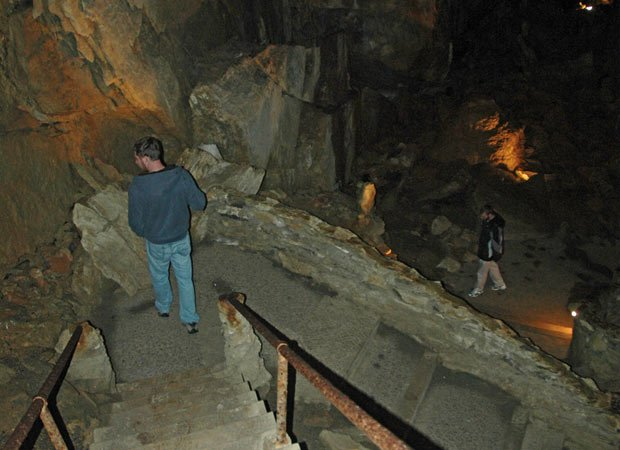 bristol caverns bristol tn
