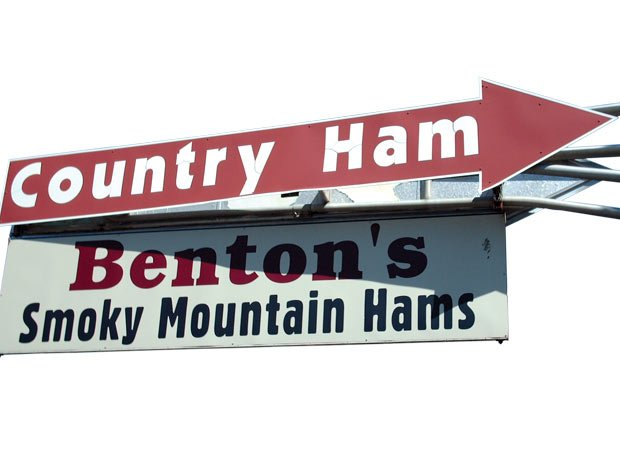 Country Ham, this way